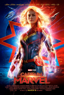 Captain Marvel show timings