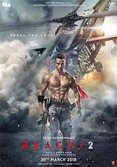 Baaghi 2 show timings