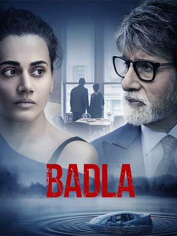 Badla show timings