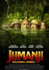 Jumanji: Welcome To The Jungle show timings