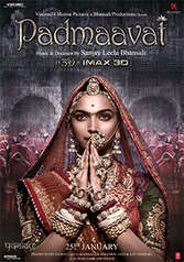 Padmaavat show timings