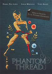 Phantom Thread show timings